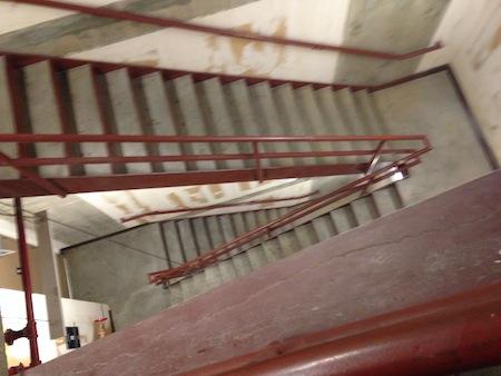 rainier-tower-stairwell