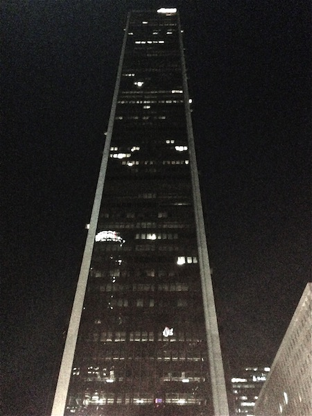 Aon-Center-at-Night