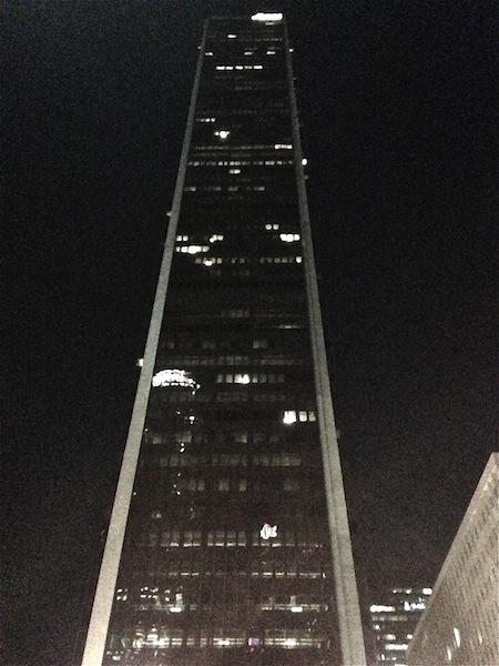Aon-Center-at-Night