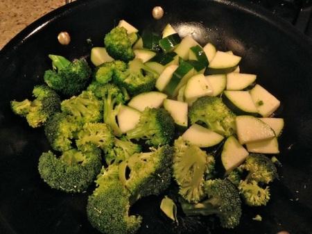 broccoli-zucchini-in-skillet