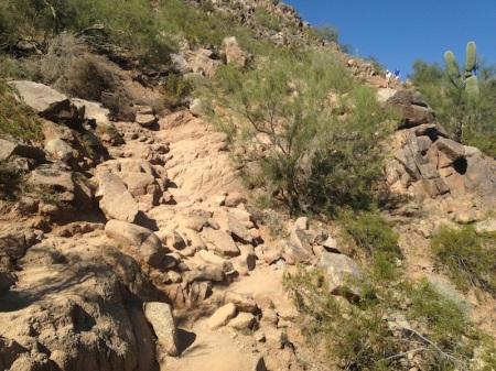 Camelback-Mountain-Rocky-Cholla-Trail