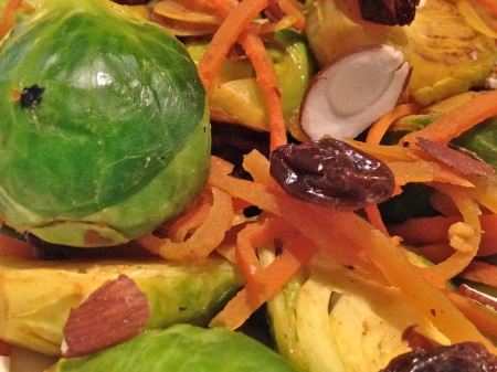 Brussels-sprouts-raisins-close-up