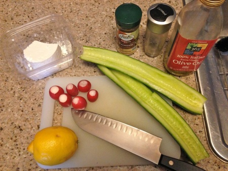 Cucumber-Radish-Salad-Ingredients