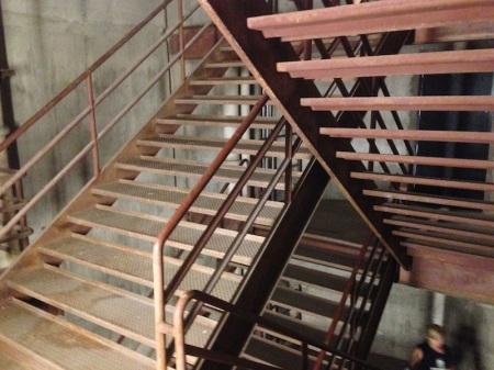 Reunion-Tower-Stairwell