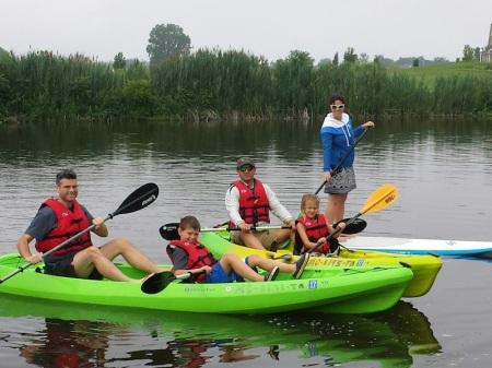 Kayak-Paw-Paw-River