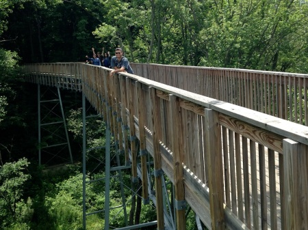 Sarett-Nature-Center-Treetops-Bridge