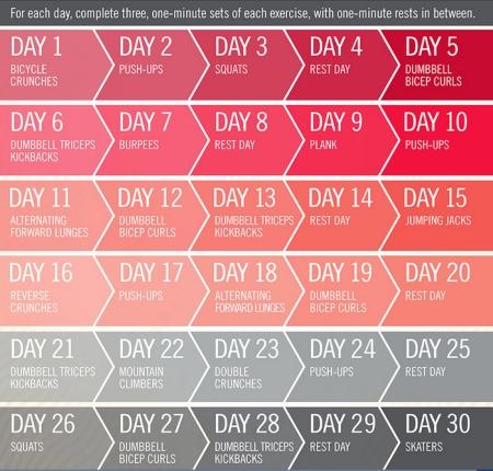 SummerStrong Schedule