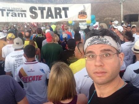 david-tram-road-challenge-start