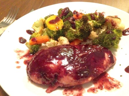 blackberry-dijon-chicken-roasted-vegetables