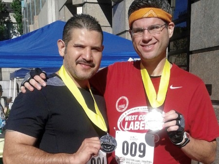 Esteban-David-Medals