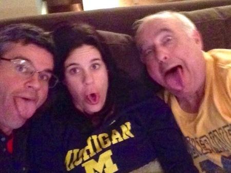 sarah-david-dad-selfie