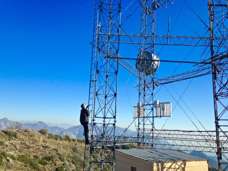 david-climbing-cell-tower-mt-lukens