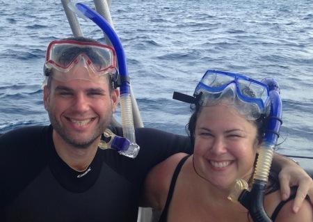 david-laura-scuba-diving