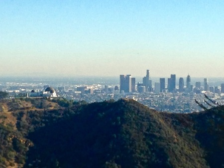 Downtown-Skyline-Los-Angeles-Griffith-Observatory