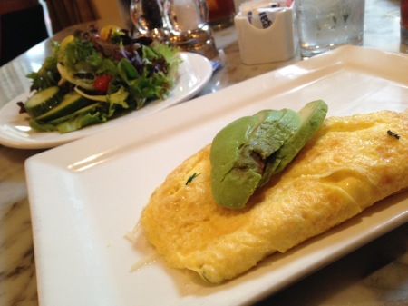 crab-avocado-omelet-side-salad-gracies-portland
