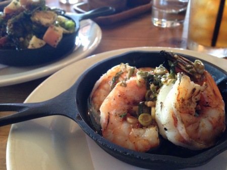 grilled-gulf-prawns-three-sixty-kitchen-vancouver