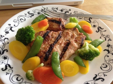 Mesquite-Chicken-Breast-PTF-Blend-Veggies-Personal-Trainer-Food