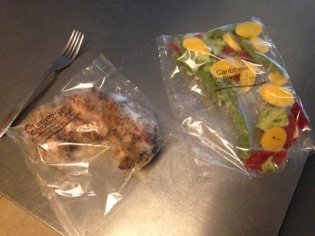 Packages-of-Teriyaki-Chicken-Caribbean-Blend-Personal-Trainer-Food