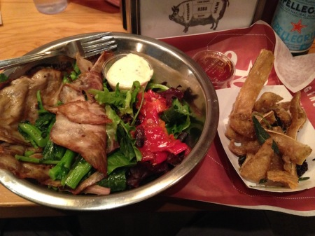 philly-joe-jones-salad-lardo-portland-fried-pig-ears
