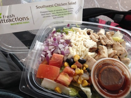 Airport-Southwest-Chicken-Salad