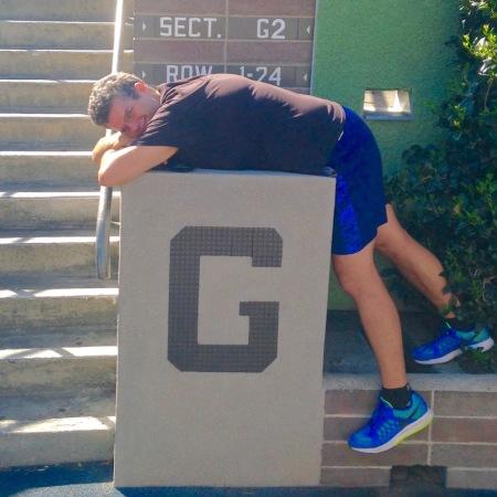 G for Garcia.