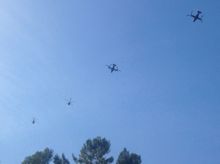helicopters-above-hollywood-bowl
