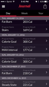 MAX-trainer-app-journal