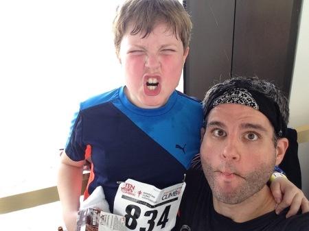 david-eddie-goofy-selfie