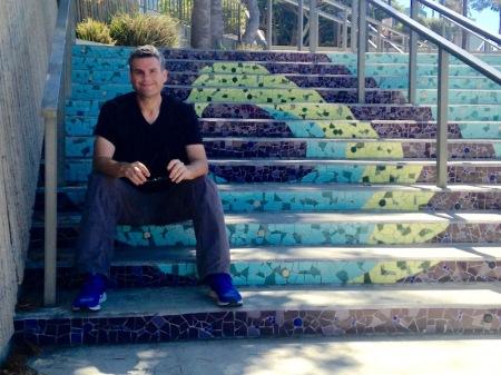 david-redondo-beach-steps