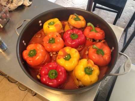 dutch-oven-stuffed-peppers-before-cooking