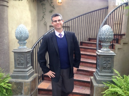 david-wedding-stairs