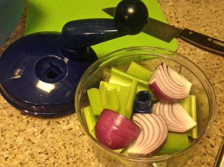 onion-celery-in-tupperware-food-processor