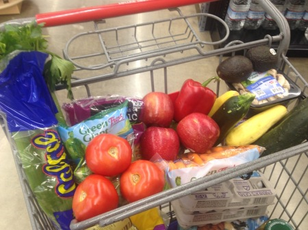 produce-shopping-cart