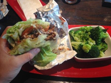 red-robin-lettuce-wrap-burger-broccoli