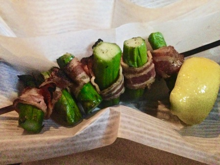 bacon-wrapped-asparagus-bengal-barbeque-disneyland
