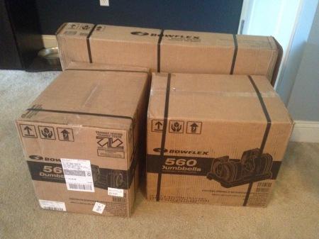 boxes-bowflex-selecttech-560-dumbbells