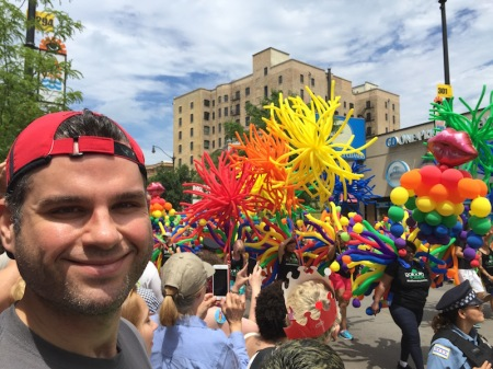 david-chicago-pride-parade