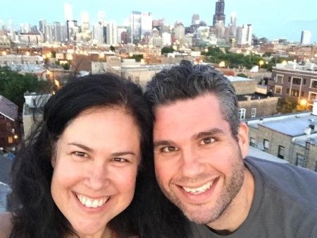 laura-david-rooftop-selfie