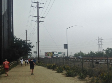 pride-run-course-alongside-interstate-5-freeway
