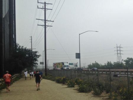 pride-run-course-alongside-interstate-5-freeway