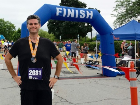 David-finish-line-belle-isle