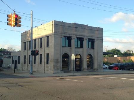 Detroit-body-garage-exterior