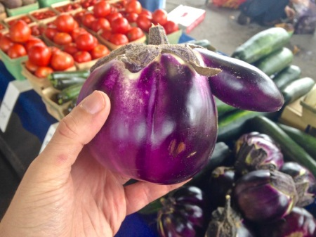 eggplant-weiner