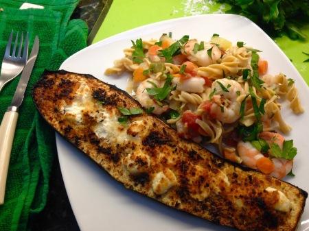 shrimp-primavera-zucchini-boat