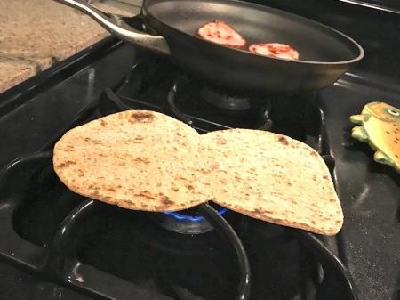 foldit-flatbread-on-stovetop
