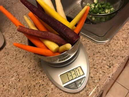 rainbow-carrots-on-scale