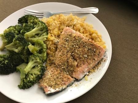 salmon-brown-rice-broccoli
