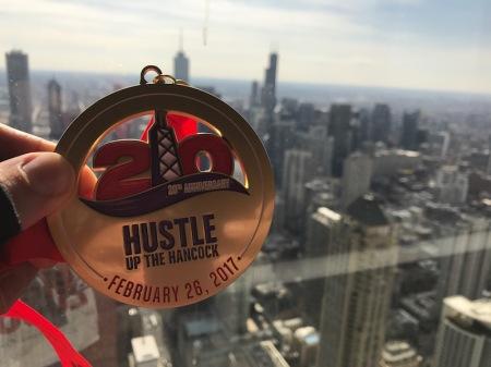 hustle-up-the-hancock-medal