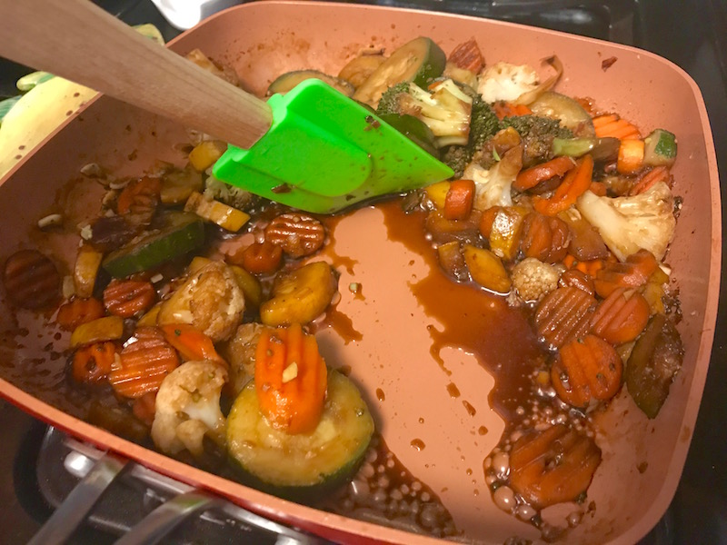 richard simmons vegetables. i wish had something negative to report about this pan, just make post a little more interesting, but really don\u0027t. it\u0027s already my go-to pan richard simmons vegetables