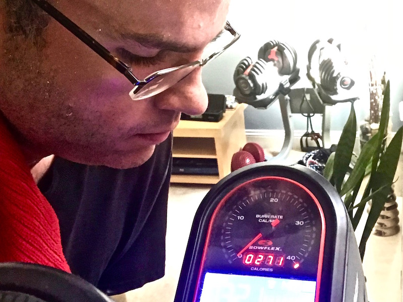 I Finished My All-Levels Bowflex Max Trainer Challenge, and